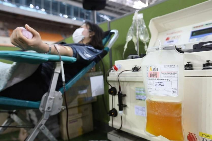 신천지예수교회, 코로나19 혈장치료제 개발 위해 4천명 혈장 공여 진행(3).jpg